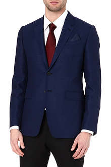 PAUL SMITH LONDON Single-breasted notch-lapel blazer