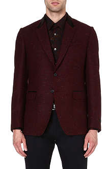 PAUL SMITH LONDON Herringbone fleck blazer