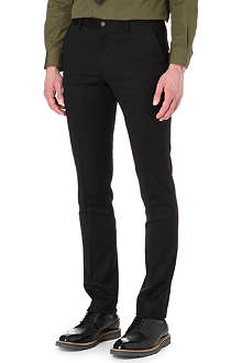 PAUL SMITH Flat-front trousers