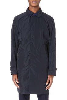 PAUL SMITH LONDON Reversible single-breasted mac