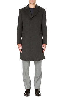PAUL SMITH LONDON Epsom wool coat