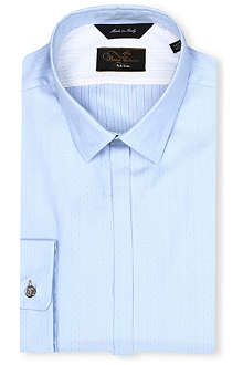 PAUL SMITH LONDON Rainstripe slim-fit shirt