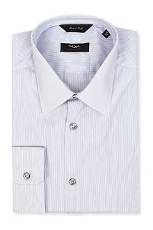 PAUL SMITH LONDON Westbourne striped classic-fit shirt