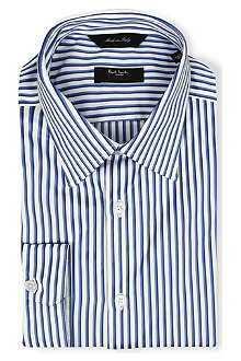 PAUL SMITH LONDON Modern-fit striped shirt