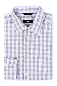 PAUL SMITH LONDON Regular-fit graphic check shirt
