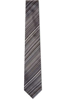 PAUL SMITH LONDON Brit striped silk tie