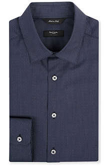 PAUL SMITH LONDON Micro polka dot shirt