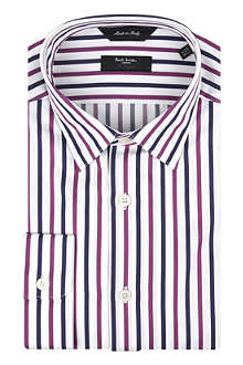 PAUL SMITH LONDON White stripe shirt