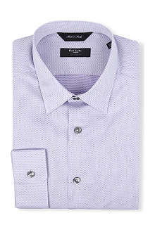 PAUL SMITH LONDON Micro jacquard shirt