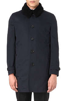 PAUL SMITH LONDON Cotton-blend trench coat