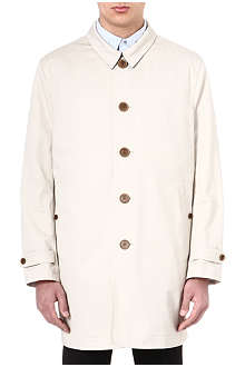PAUL SMITH LONDON Detachable-insert trench coat