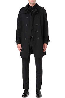 PAUL SMITH LONDON Double-breasted trench coat
