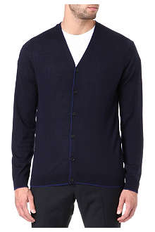 PAUL SMITH LONDON Merino wool cardigan
