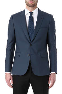 PAUL SMITH MAINLINE Notch-lapel single-breasted suit jacket