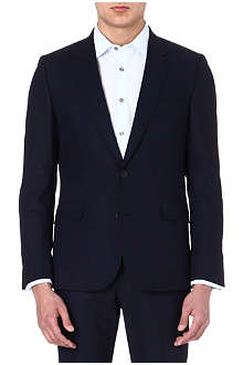 PAUL SMITH MAINLINE Windowpane check blazer