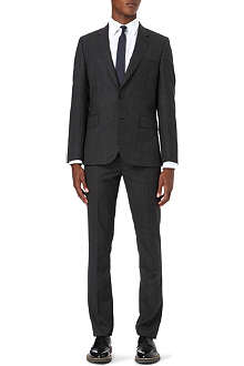 PAUL SMITH MAINLINE Single-breasted wool suit jacket