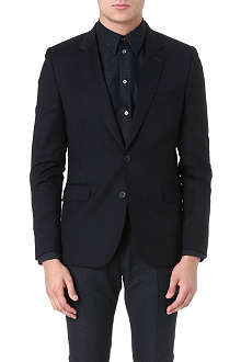 PAUL SMITH MAINLINE Single-breasted wool jacket
