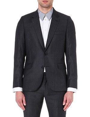 PAUL SMITH MAINLINE Prince of Wales checked wool jacket