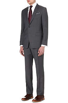 PAUL SMITH LONDON Single-breasted wool suit