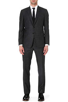 PAUL SMITH LONDON Byard micro-gingham suit