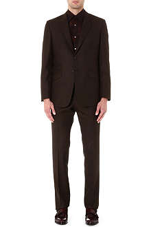 PAUL SMITH LONDON Westbourne Prince of Wales check suit