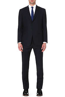 PAUL SMITH LONDON Westbourne micro-gingham suit