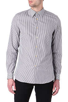 PAUL SMITH MAINLINE Striped slim-fit shirt