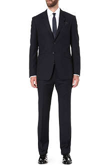 PAUL SMITH LONDON Westbourne classic-fit striped suit