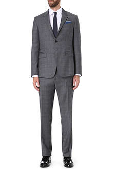 PAUL SMITH LONDON Byard slim-fit checked suit