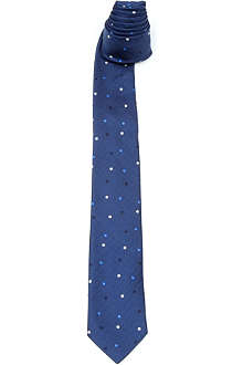 PAUL SMITH Multicoloured polka-dot tie