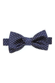 PAUL SMITH Polka-dot bow tie