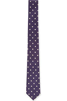 PAUL SMITH All-over spot tie