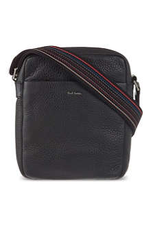PAUL SMITH LONDON City Webbing reporter bag
