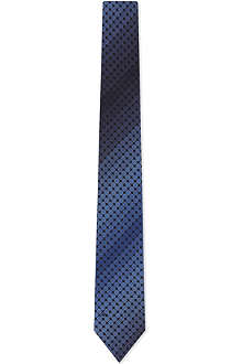PAUL SMITH ACCESSORIES Faded dots silk tie