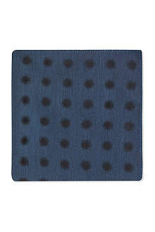 PAUL SMITH ACCESSORIES Polka dot pocket square