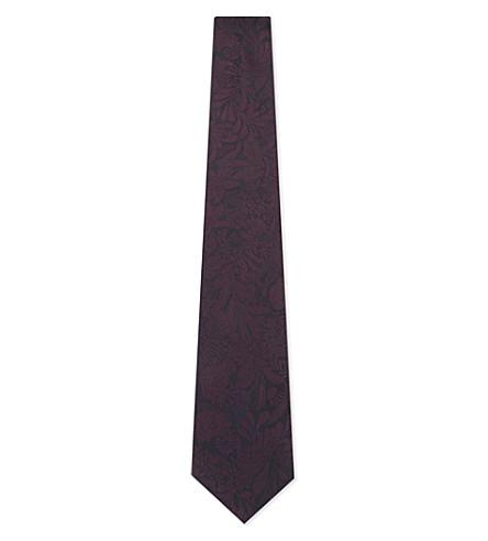 PAUL SMITH Monkeys silk tie (Move