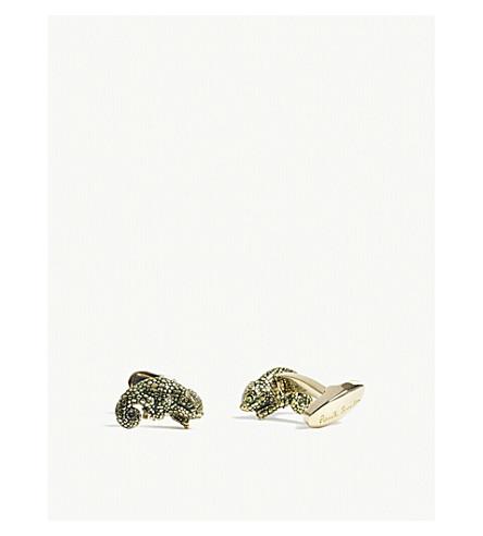 PAUL SMITH Chamelon cufflinks (Silver