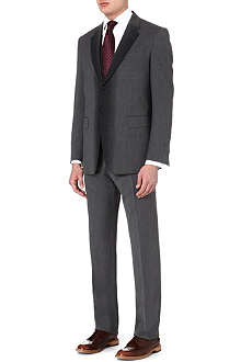 PAUL SMITH LONDON Three-piece stripey wool suit