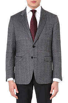 PAUL SMITH LONDON Single-breasted wool jacket