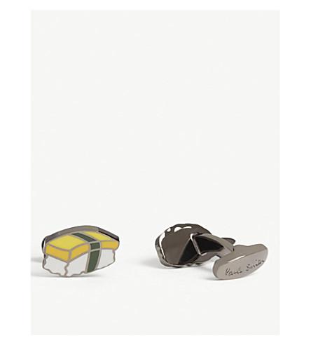 PAUL SMITH Sushi cufflinks (Silver