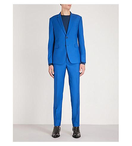 de lana PAUL mezcla SMITH y en cobalto mohair Traje azul kensington fit nnqTxw