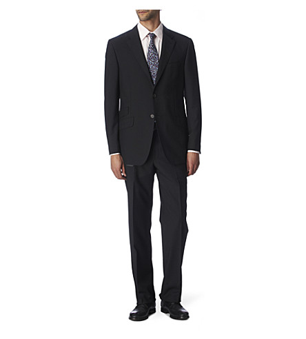 PAUL SMITH Westbourne suit black (Black