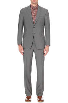PAUL SMITH LONDON Westbourne suit light grey