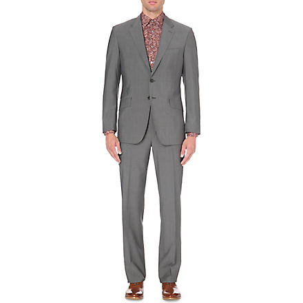 PAUL SMITH LONDON Westbourne suit light grey (Light+grey