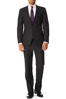 PAUL SMITH LONDON Regent suit black