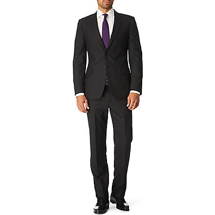 PAUL SMITH LONDON Regent suit black (Black