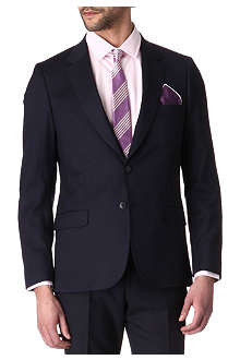 PAUL SMITH MAINLINE Single-breasted wool blazer