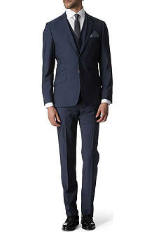 PAUL SMITH LONDON Three-piece Regent suit
