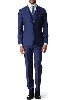 PAUL SMITH LONDON Regent three-piece suit