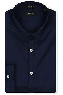 PAUL SMITH Slim-fit single-cuff shirt